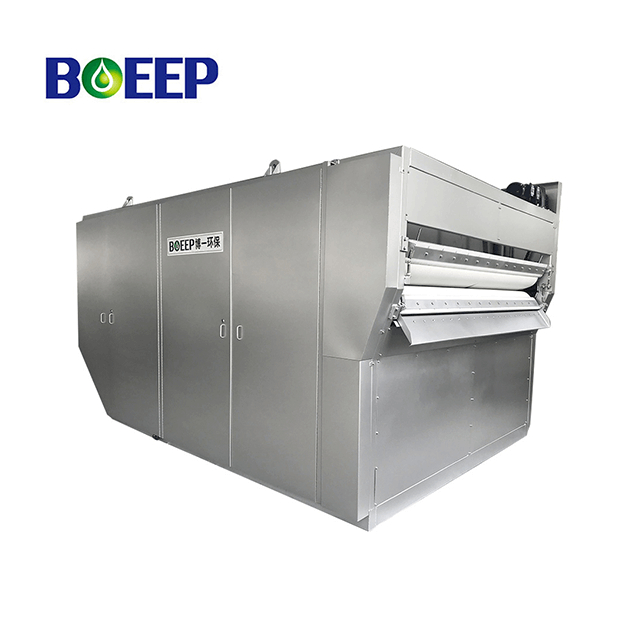 Heavy-Duty-Belt-Filter-Press