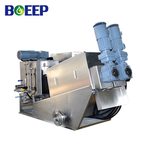 CE Certificate Volute Dewatering Equipment with EU Standard for All Kinds of Sludge