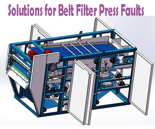 Solutions for Belt Filter Press